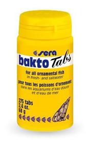 Sera Koi Bakto Tabs 100ml/275tbl.