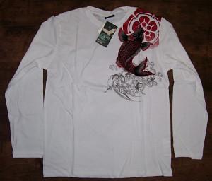 Tričko s KOI