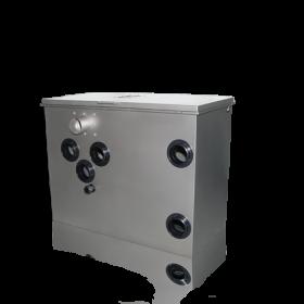 Bubnový filtr IFT-50 s biokomorou