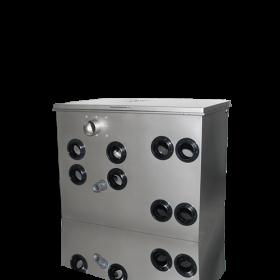 Bubnový filtr ITF-80 s biokomorou