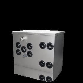 Bubnový filtr ITF-120 s biokomorou
