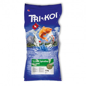 Spirulina krmivo pro KOI 4,5 mm 1 kg