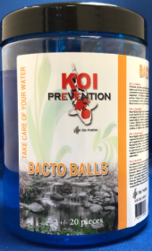 Koi Prevention Bacto Balls +-20ks