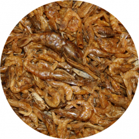Krevety sušené Shrimps