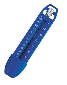 Teploměr neplovoucí Blue 18 cm