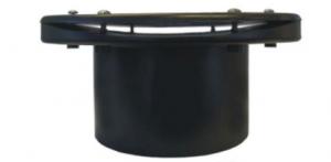 PVC Příruba X - Clear kónická 110 mm
