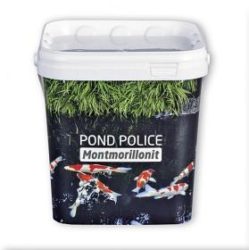 Montmorillonit - jílový minerál